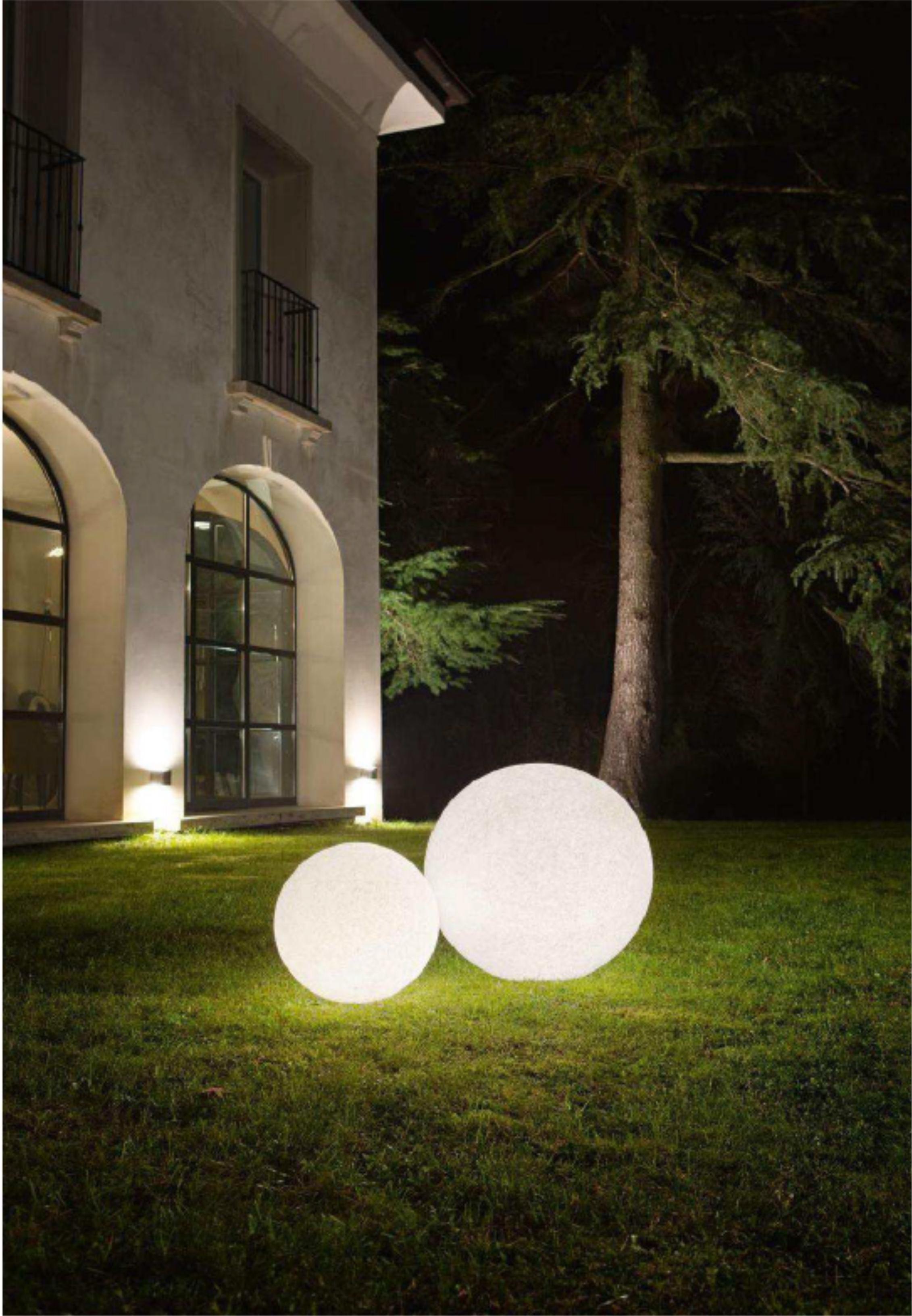 Illuminazione Esterna A Led.Illuminazione Per Esterni Abilux Led Italia